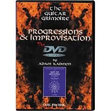 Carl Fischer Guitar Grimoire Vol. 3 Progressions and Improvisations DVD