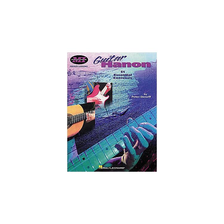 Hal LeonardGuitar Hanon Book