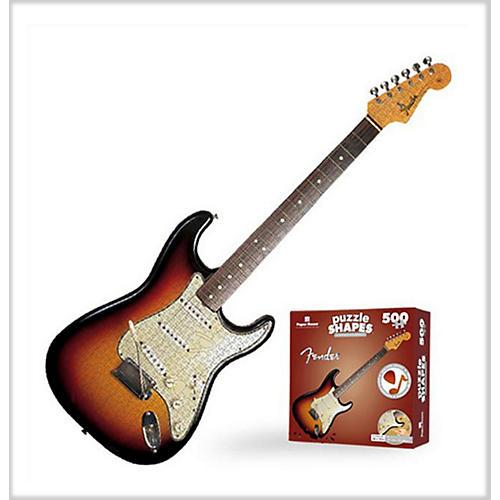 Fender Guitar Jigsaw Puzzle