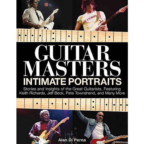 Hal Leonard Guitar Masters - Intimate Portraits-thumbnail