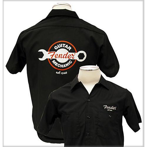 Fender Guitar Mechanic Work Shirt-thumbnail