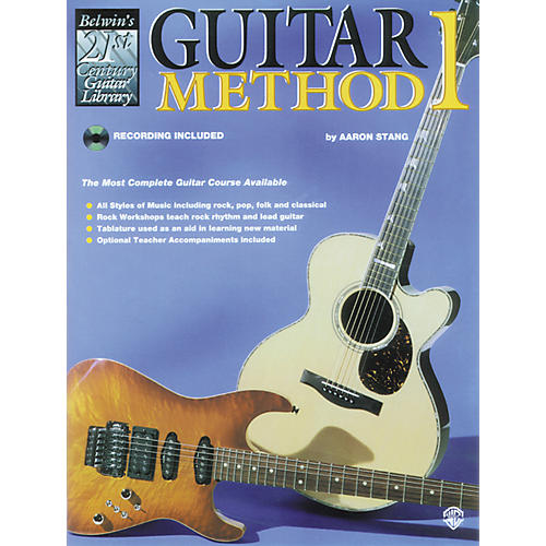 Alfred Guitar Method 1 Book