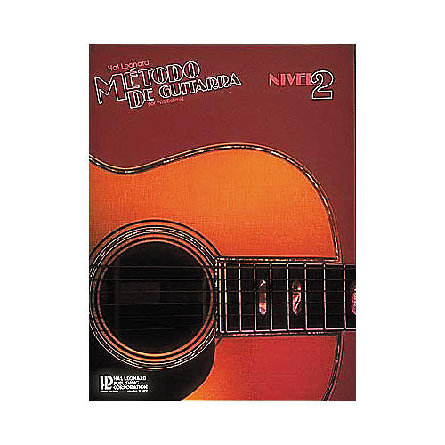 Hal Leonard Guitar Method 2 Book