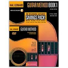 Hal Leonard Guitar Method Book 1 / CD / DVD