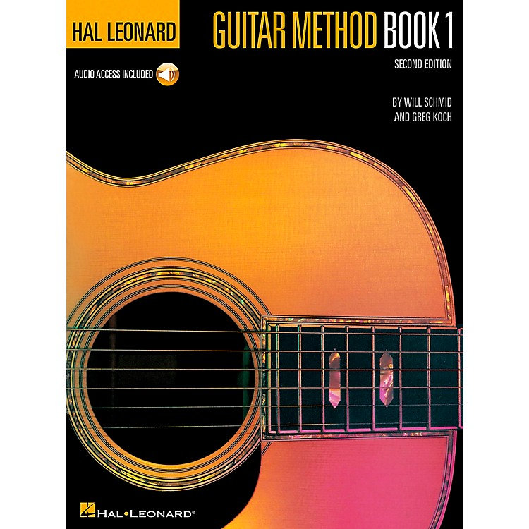 Hal Leonard Guitar Method Book 1 (CD and Book)