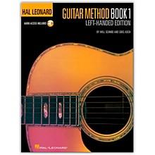 Hal Leonard Guitar Method Book 1 Left-Handed Edition (Book/Online Audio)