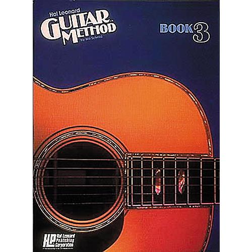 Hal Leonard Guitar Method Book 3 (Book)-thumbnail