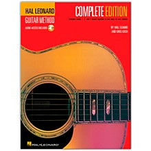 Hal Leonard Guitar Method Complete Edition (Book/Online Audio)