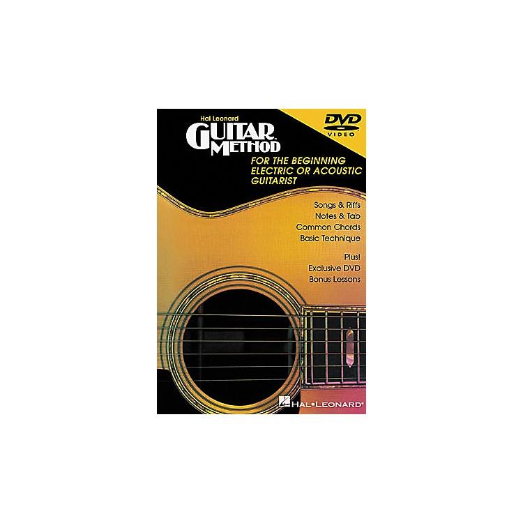 Hal LeonardGuitar Method DVD