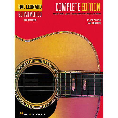 Hal Leonard Guitar Method, Second Edition - Complete Edition-thumbnail