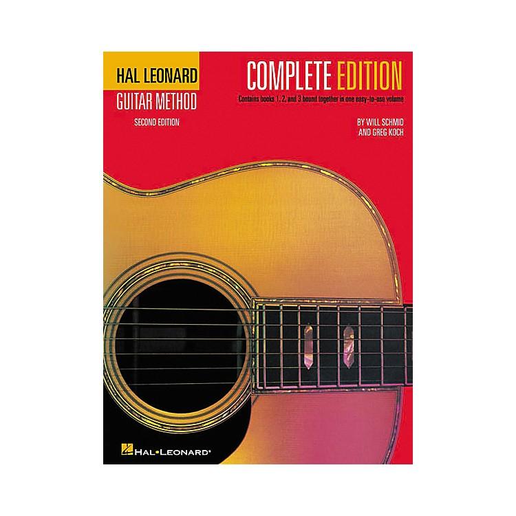 Hal LeonardGuitar Method, Second Edition - Complete Edition