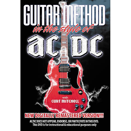 MVP Guitar Method in the Style of AC/DC Guitar (DVD)