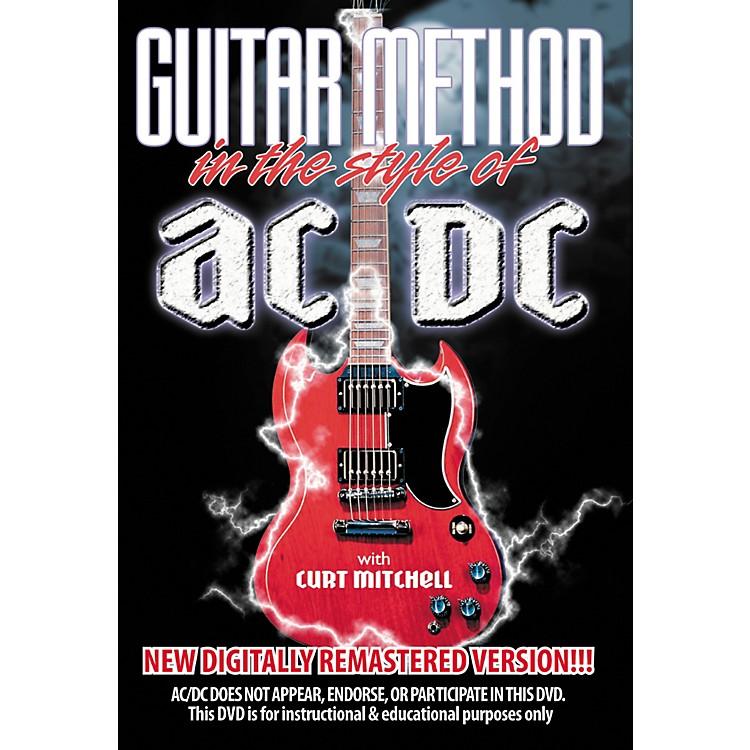 MVPGuitar Method in the Style of AC/DC Guitar (DVD)