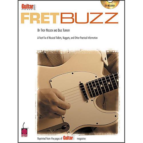 Cherry Lane Guitar One Presents Fret Buzz (Book/CD)