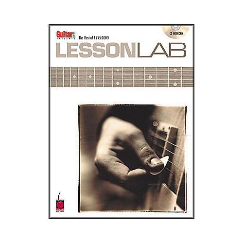 Cherry Lane Guitar One Presents Lesson Lab Book-thumbnail