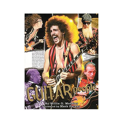 Vintage Guitar People Book