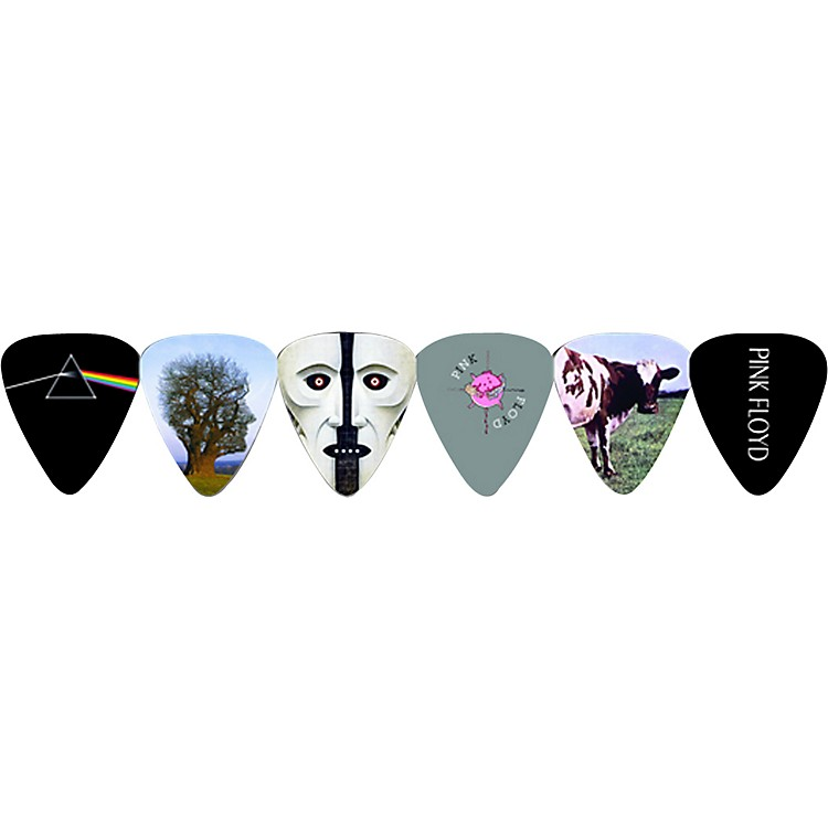 Perri's Guitar Picks - 12 Pack of Pink Floyd Pink Floyd