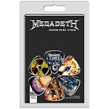 Perri's Guitar Picks - 6-Pack Megadeth