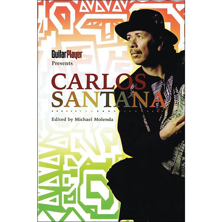 Backbeat BooksGuitar Player Presents: Carlos Santana Book