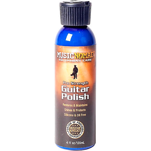 Music Nomad Guitar Polish - Pro Strength Formula