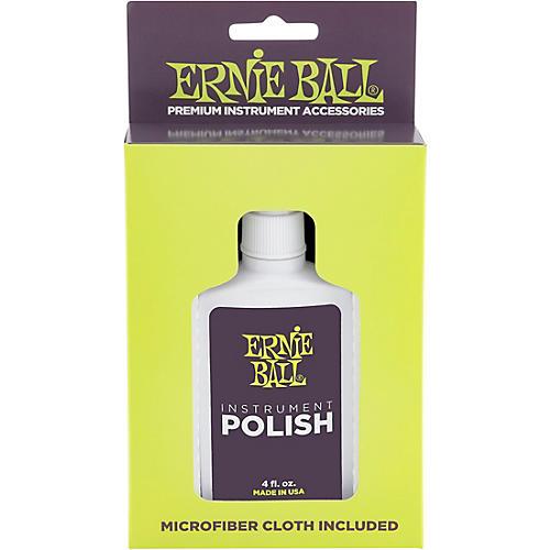 Ernie Ball Guitar Polish And Cloth-thumbnail