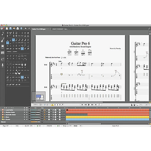 Arobas Music Guitar Pro 6 Software Download