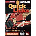 Hal Leonard Guitar Quick Licks - Van Halen Style, Fast Rock  Thumbnail