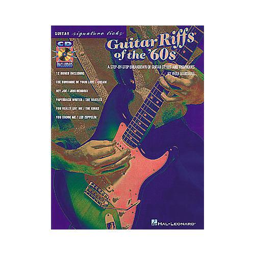 Hal Leonard Guitar Riffs of the '60s