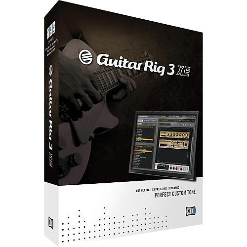 Native Instruments Guitar Rig 3 XE - Full Version