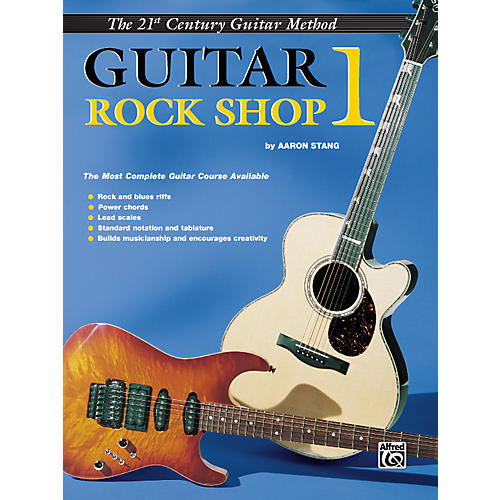 Alfred Guitar Rock Shop Volume 1