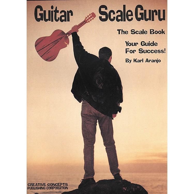 Creative ConceptsGuitar Scale Guru Book