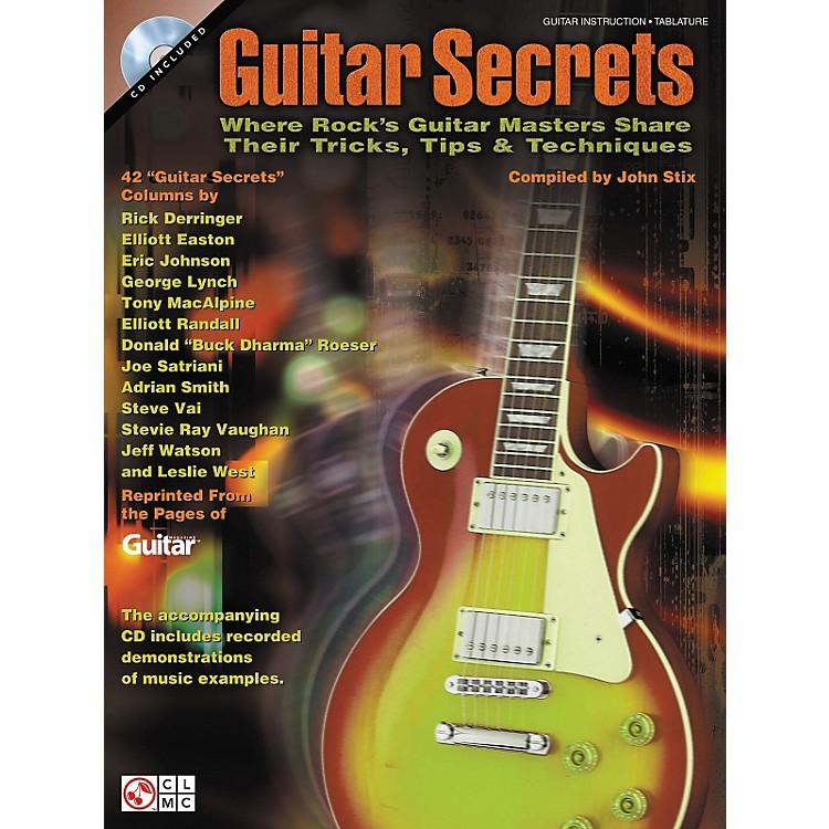 Cherry LaneGuitar Secrets (Softcover Book/CD)