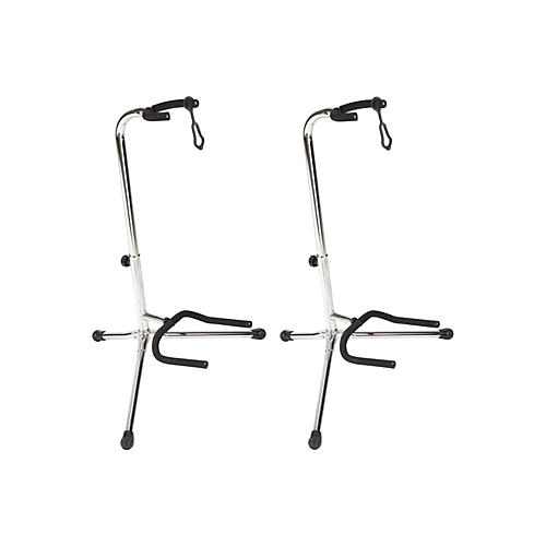 FretRest by Proline Guitar Stand (2 Pack) Chrome