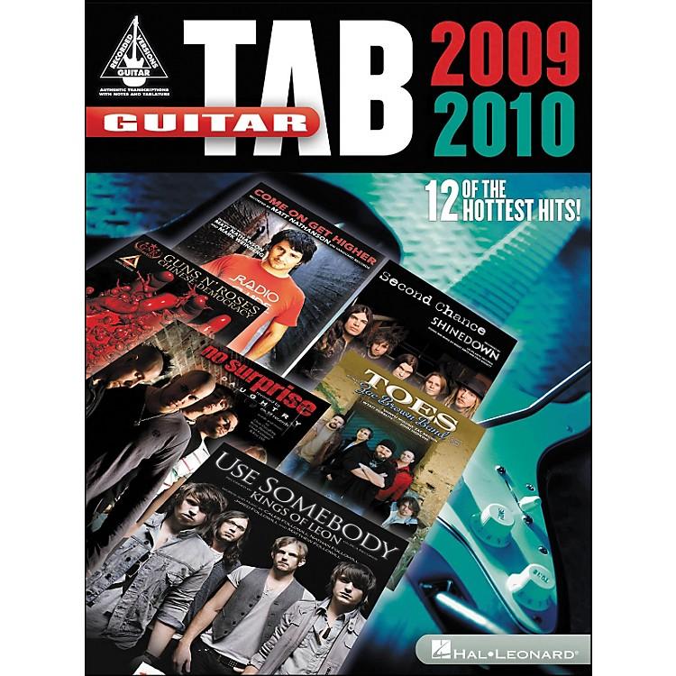 Hal LeonardGuitar Tab 2009-2010