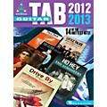 Hal Leonard Guitar Tab 2012-2013  Thumbnail