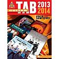 Hal Leonard Guitar Tab 2013-2014-thumbnail