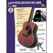 Alfred Guitar Tab: Easy Folk for Kids Book/CD