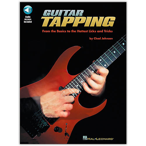 Hal Leonard Guitar Tapping (Book/Online Audio)-thumbnail