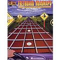 Hal Leonard Guitar Techniques Book - Fretboard Roadmaps