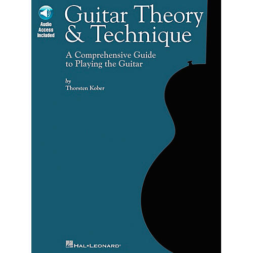 Hal Leonard Guitar Theory & Technique (Book/CD)