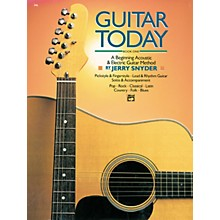 Alfred Guitar Today Book 1