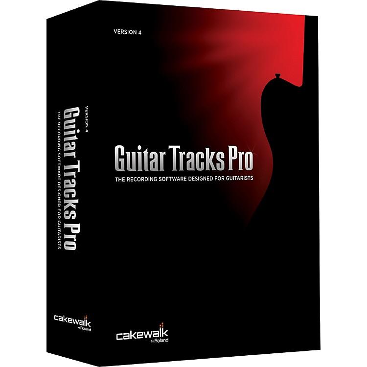 CakewalkGuitar Tracks Pro 4 upgrade from Guitar Tracks Pro