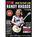 Alfred Guitar World How To Play Like Randy Rhoads DVD  Thumbnail