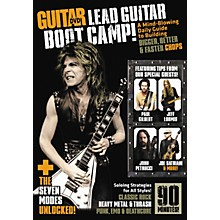Alfred Guitar World Lead Guitar Boot Camp DVD