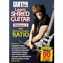 Alfred Guitar World: Learn Shred Guitar Volume 2 DVD