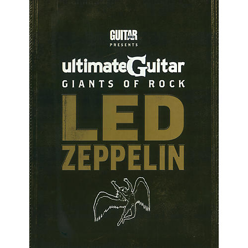 Guitar World Guitar World Led Zeppelin Box Set (Book/DVD plus extras)-thumbnail