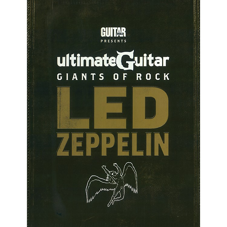 Guitar World Guitar World Led Zeppelin Box Set (Book/DVD plus extras)