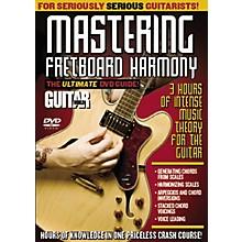 Alfred Guitar World: Mastering Fretboard Harmony (DVD)