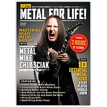 Alfred Guitar World Metal for Life! DVD