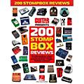 Hal Leonard Guitar World Presents 200 Stompbox Reviews